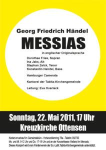 Archiv, Konzert, Bach-Chor Hamburg-West