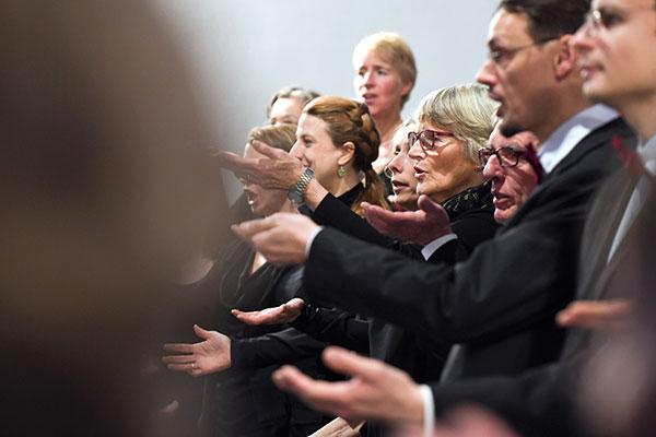 Aktuell, Johann-Sebastian-Bach-Chor Hamburg