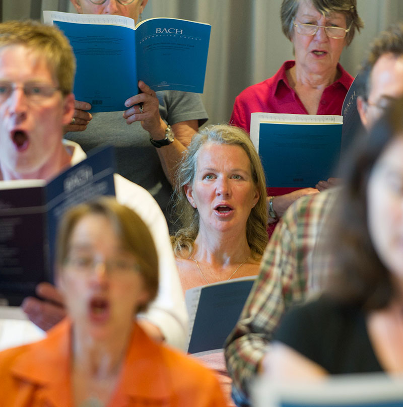 Hörprobe Johann-Sebastian-Bach-Chor Hamburg